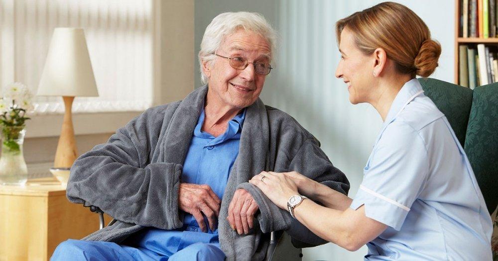 Уход за пожилыми людьми в доме престарелых в Краснодаре